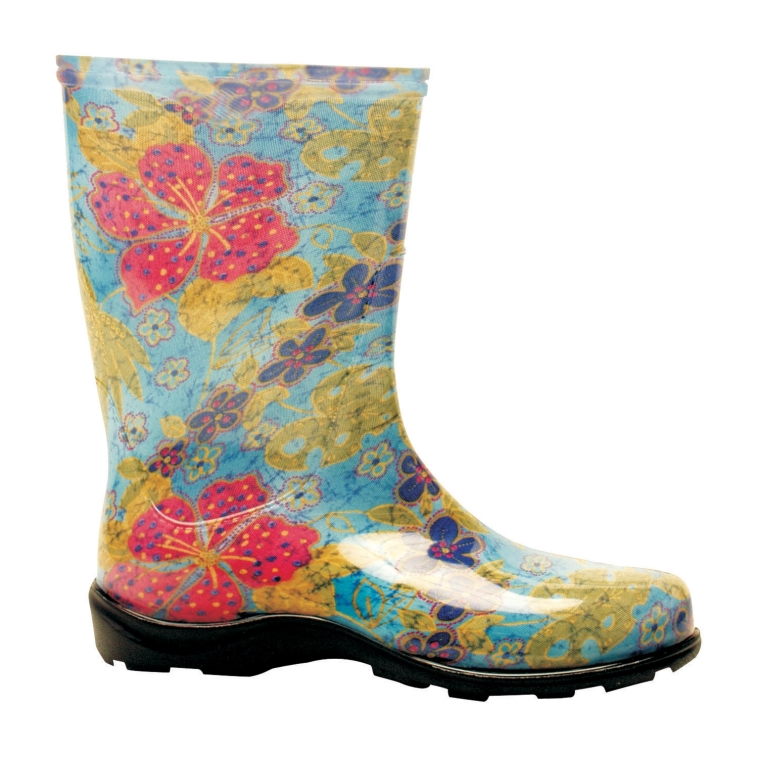 Sloggers 5002BL09 Women's Rain And Garden Boots, Size 9 at Sears.com
